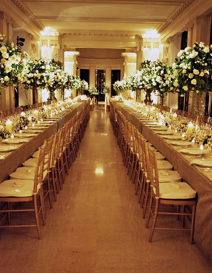 Romantic wedding location