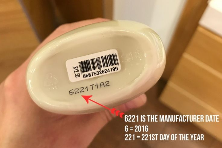 Learn the secret language of product expiration dates.