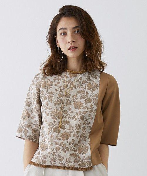 【ZOZOTOWN|送料無料】UNITED TOKYO(ユナイテッドトウキョウ)のシャツ/ブラウス「ジャガードブロックTOP」(507300009)を購入できます。