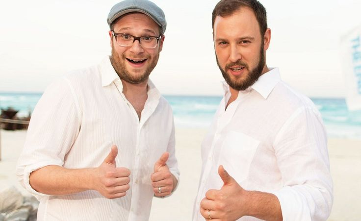 https://www.jabbercast.com/episodes/480681?channel=pinterest&campaign=bestofnerdist The Nerdist - Seth Rogen and Evan Goldberg Seth Rogen and Evan Goldberg sit down with the Nerdist guys to talk about pastimes of Canadian Jews, their writing process, and the new movie This Is The End!