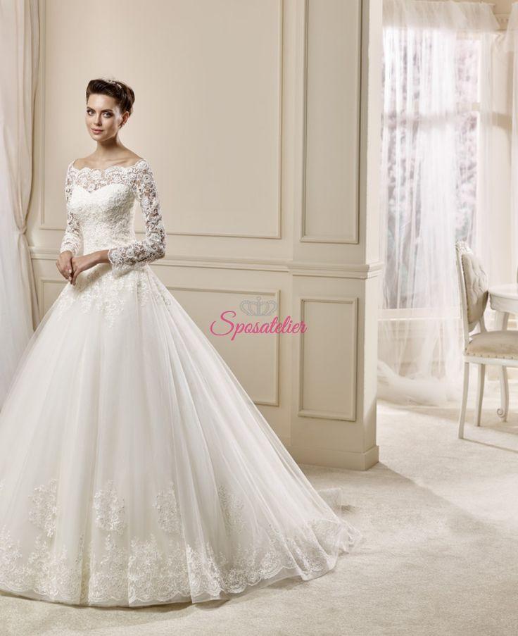 Abiti da sposa italiani vendita online