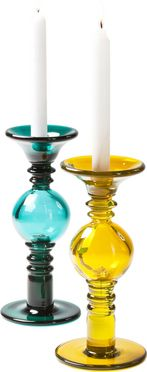 Candle Holder Sphere Uno 25cm Assorted