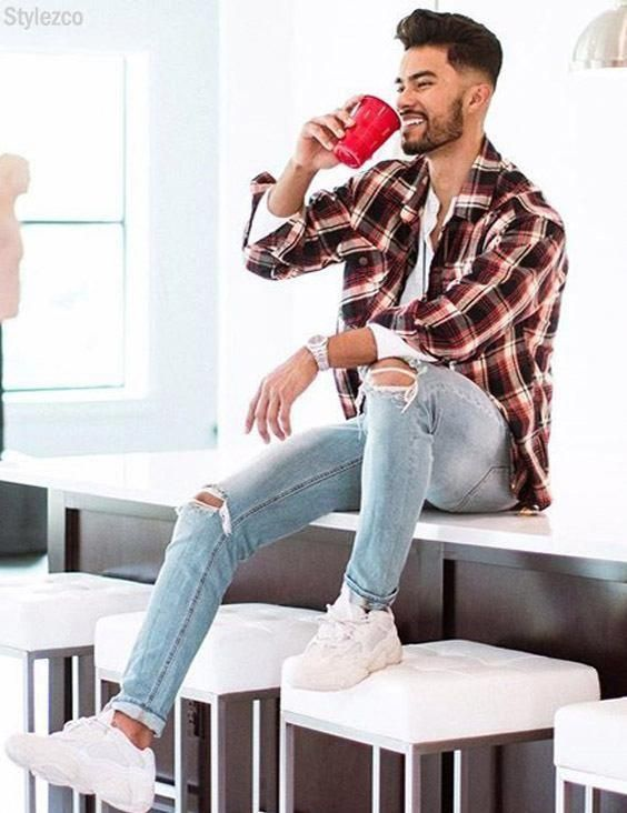 Most Amazing Mens Styles & Fashion Ideas for 2018 – Men Jeans – Ideas of Men Jea…