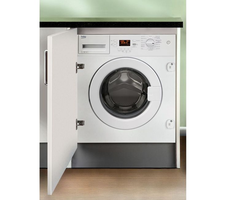 Buy BEKO  WI1573 Integrated Washing Machine   Free Delivery   Currys