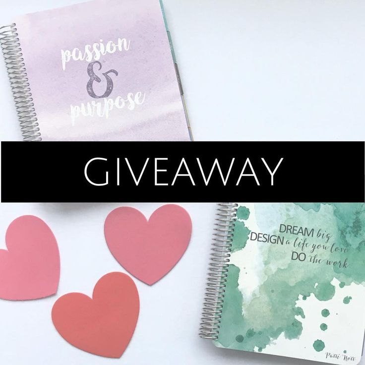 Enter to WIN a 2018 Personalized Planner from www.dreamdesigndoplanner.com  DRAW happening on February14, 2018! GIVEAWAY is now over.