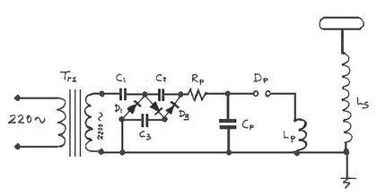 Una bobina de Tesla (también simplemente: bobina Tesla) es un tipo de transformador resonante, llamado así en honor a su inventor, Nikola Tesla. Las bobinas de Tesla están compuestas por una serie de circuitos eléctricos resonantes acoplados. En...