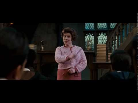 'A theoretical knowledge is what school is all about'  - interesting parallels to science ed without practicals (From: Harry Potter and the Order of the Phoenix - Dolores Umbridge v.s. Harry Potter (HD) - YouTube)