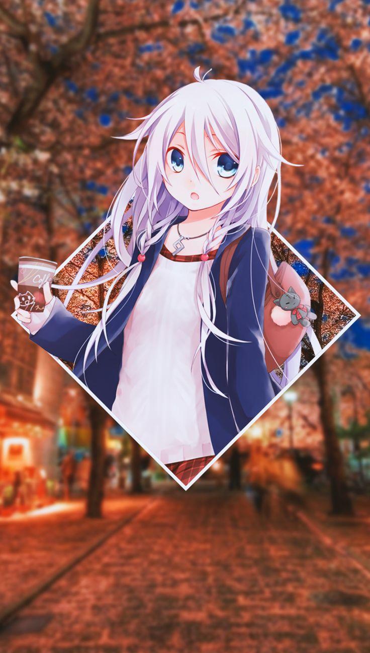 Вертикальная картинка аниме
