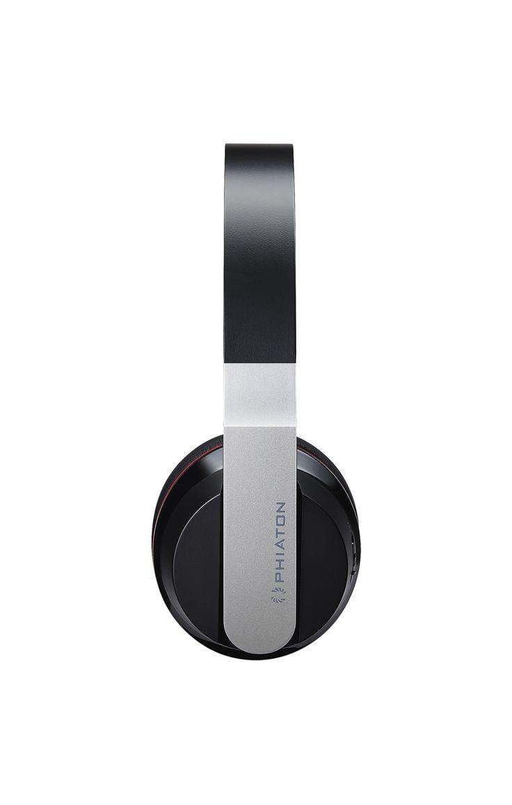 Bluetooth wireless headphones  http://www.phiaton.com/product/bt-330-nc/