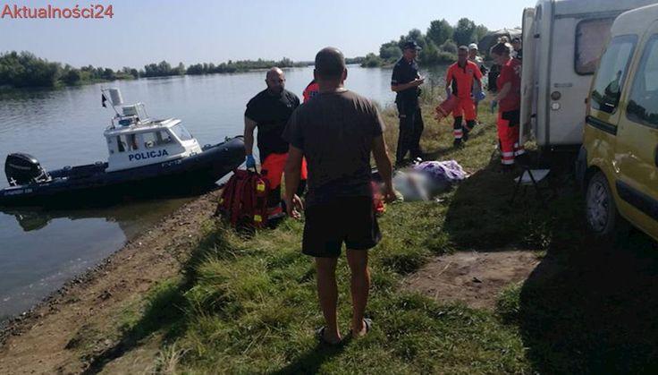Tragiczne wakacje nad jeziorem. Mąż zginął w przyczepie, żona walczy o życie