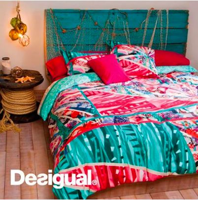 Desigual living collection also for your bed desigual - Desigual home decor ...