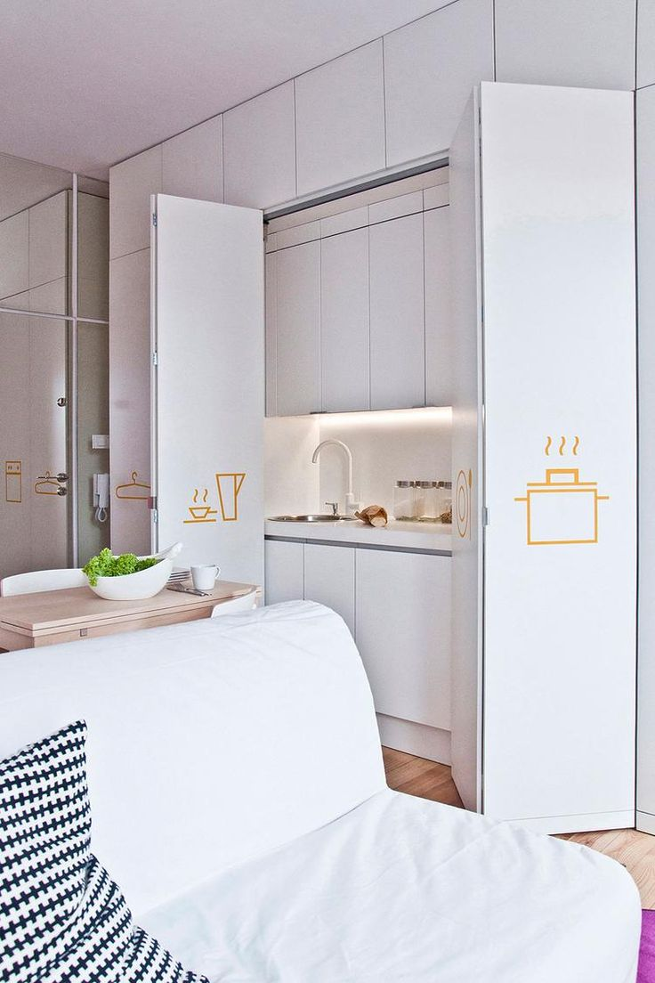 Małe mieszkanie IKEA