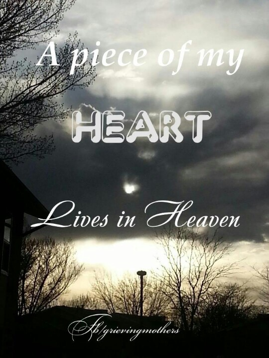 So devastated you've gone, so sad for our boys, so sorry...With love for all that we were