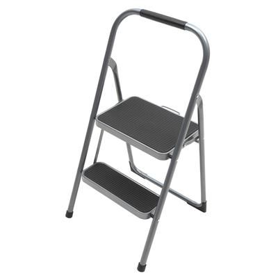 Easyreach By Gorilla Ladders 2 Step Highback Step Stool