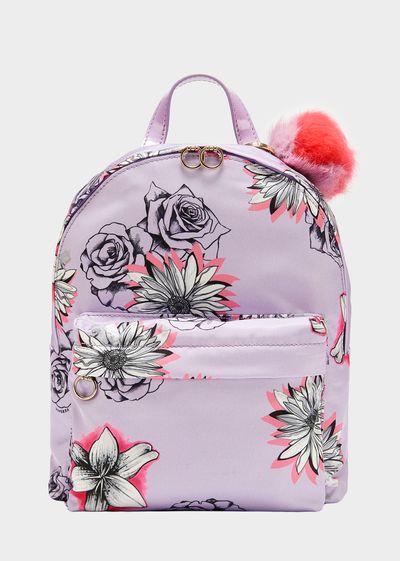 Flower Garden Backpack - Young Versace Accessories