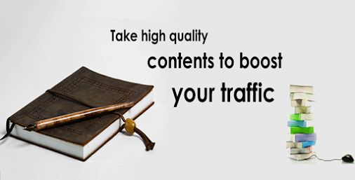 #Content plays a vital role in #digital and #internet marketing. Writing content is not enough. You must make sure that your content is of high quality that provides relevant information to the visitor. To know more click http://bit.ly/1f1CjQQ