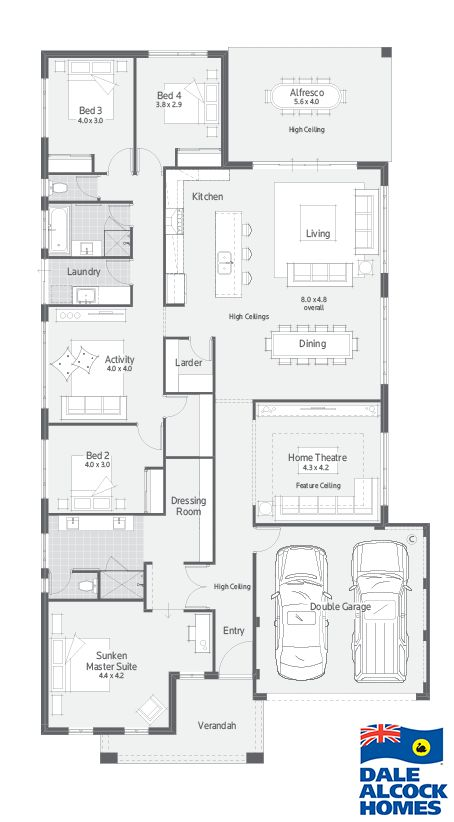 Affinity II | Dale Alcock Homes