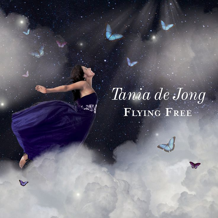 Flying Free is a classical crossover recording bringing together the angelic voice of soprano Tania de Jong with the virtuosic genius of pianist, composer and arranger Anthony Barnhill. Also appearing on the album is one of Australia's most acclaimed violinists Zoe Black and baritone Jonathan Morton. The album has been recorded with some of Australia's leading musicians. The single will released digitally worldwide via MGM on July 21 with the album to follow on September 1.