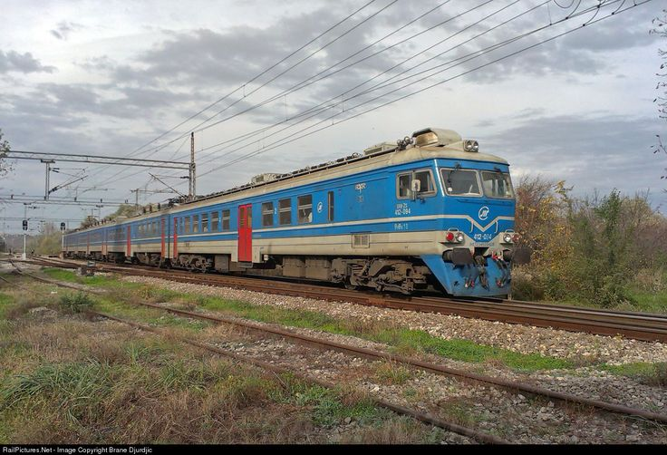 RailPictures.Net Photo: ZS - Zeleznice Srbije 412-094 at Sremski Karlovci, Serbia and Montenegro by Brane Djurdjic
