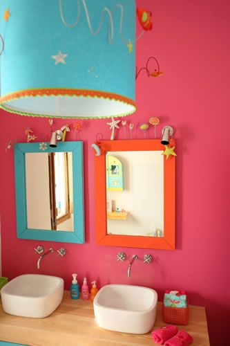 Best Kids Bathrooms Images On Pinterest Room Bathroom