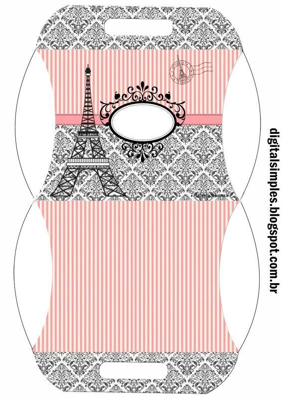 Caja almohada parisina: