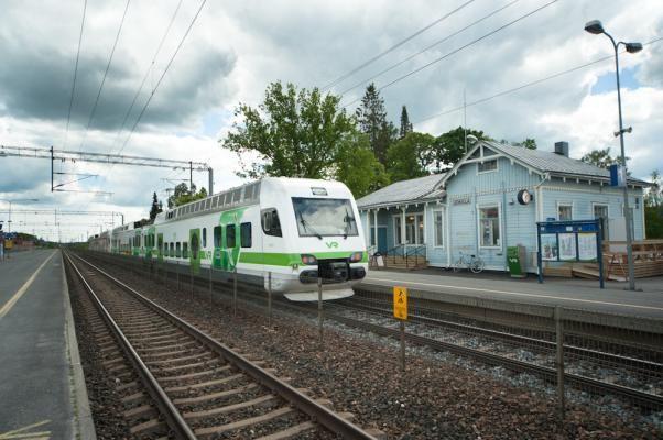 Tällä hetkellä asun Jokelassa, Tuusulassa. Tuusulan veroäyri on 19,5 (2016), asukkaita 38.200 ja kulkuyhteydet pelaavat hyvin.