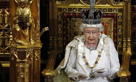 Life sentences for serious cyberattacks are proposed in Queen's speech