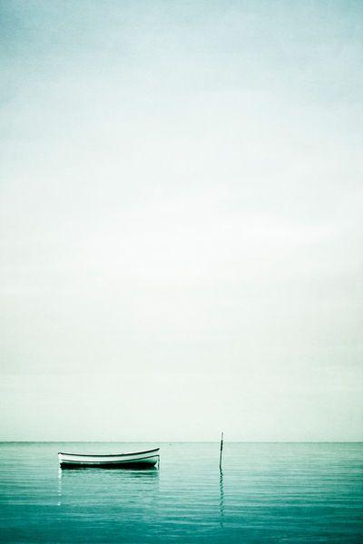 """'blaue Stille; Ostsee, Rügen' von moqui bei artflakes.com als Poster oder Kunstdruck $16.63 *** """"meine"""" Farben & Love Rügen und die Ostsee :-) ***"""