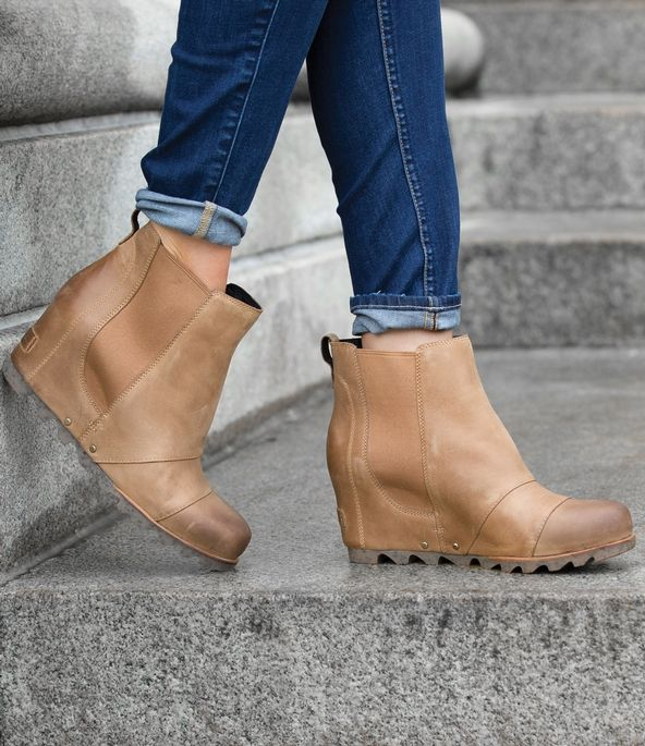 Lea Wedge Sorel B Air Ankle Skinny W Destroy 7 For All