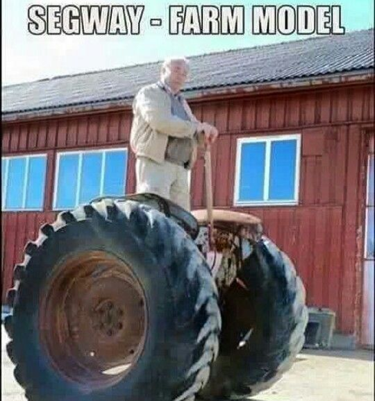 Redneck Segway