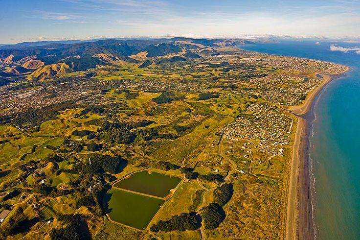 Waikanae and Paraparaumu, see more at New Zealand Journeys app for iPad www.gopix.co.nz