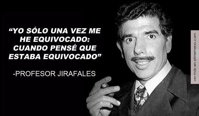 "Ultimo momento, Murió Rubén Aguirre, ""El Profesor Jirafales"""