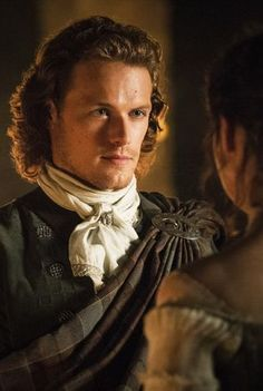 Jamie (Sam Heughan), Wedding, #Outlander