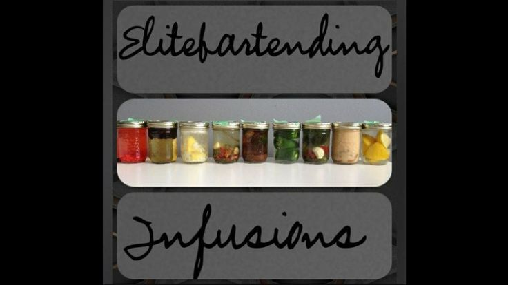 We can infuse alcohol for your event or Saskatchewan wedding. For more details visit our website www.elitebartending.weebly.com
