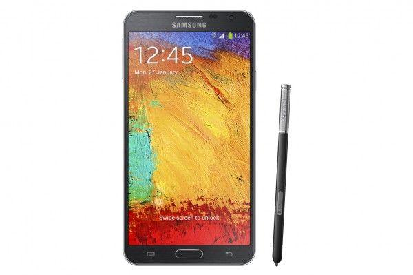 A Samsung anunciou oficialmente o Galaxy Note 3 Neo, uma versão menor do Galaxy Note 3, que continua com a traseira que lembra couro e a caneta S Pen, mas traz componentes de hardware mais simples (o que não significa que sejam fracos). O anúncio foi feito inicialmentepela divisão polonesa da Samsu