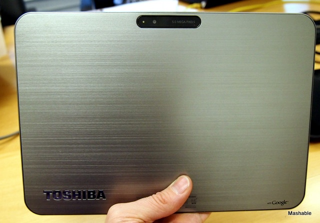 Toshiba Excite = Gadget Lust!