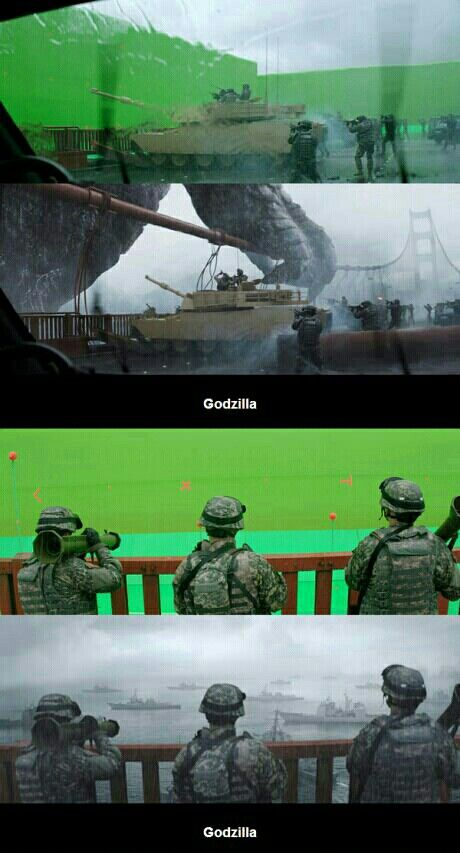 CGI before and after
