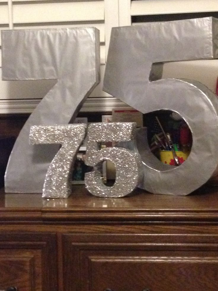 Best 25 75th birthday decorations ideas on pinterest for 75th birthday party decoration ideas