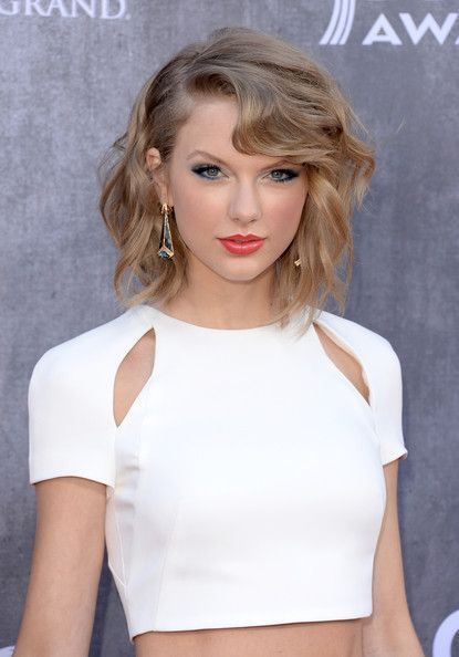 Taylor Swift Photos Photos: Arrivals at the Academy of Country Music Awards — Part 2