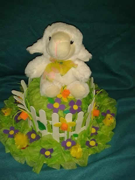 Spring Days Handmade Easter Bonnet Hat Boys / Girls