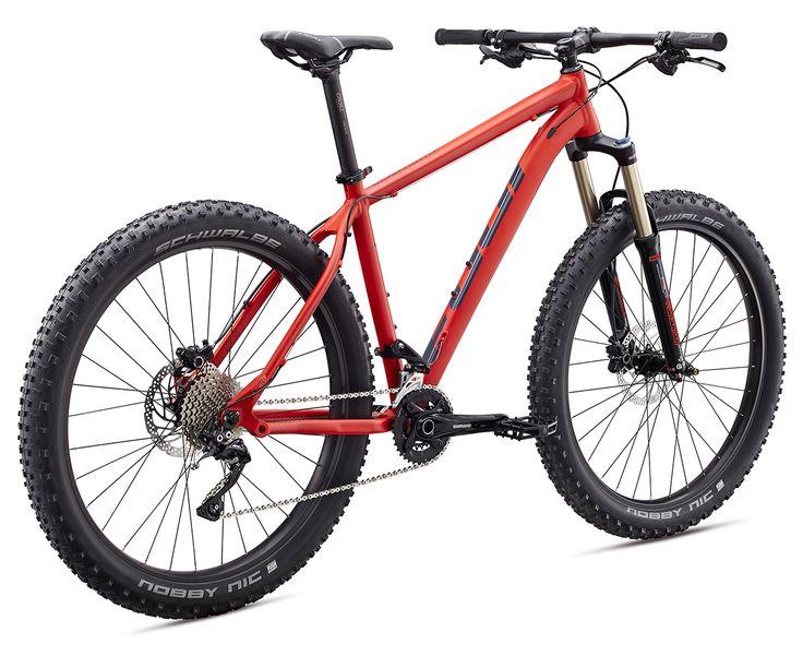 Fuji Bikes: Fuji Bikes | Beartooth 27.5+ 1.1