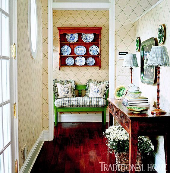 272 Best Hallways And Entryways Images On Pinterest Entry Foyer English Cottages And English