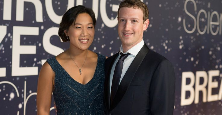 Mark Zuckerberg and his wife Priscilla Chan revealed that they had suffered three previous miscarriages.