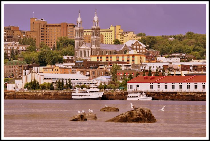 The #cruise #ship La Marjolaine at #Chicoutimi, #Saguenay_Lac, Quebec. http://www.saguenaylacsaintjean.ca/en/members/174?type=activity&type_id=164 Copyright (c) Martial Tremblay