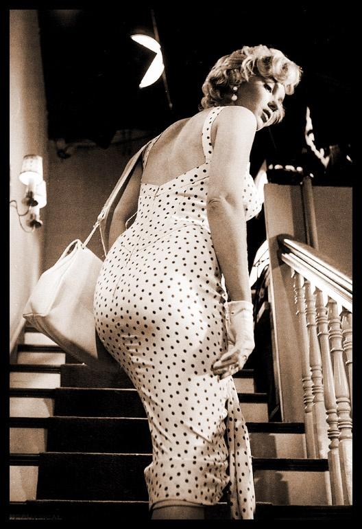 Marilyn Monroe Belly
