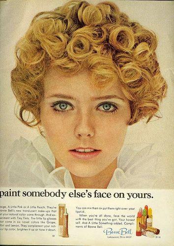 Bonne Bell 1968 - Cheryl Tiegs