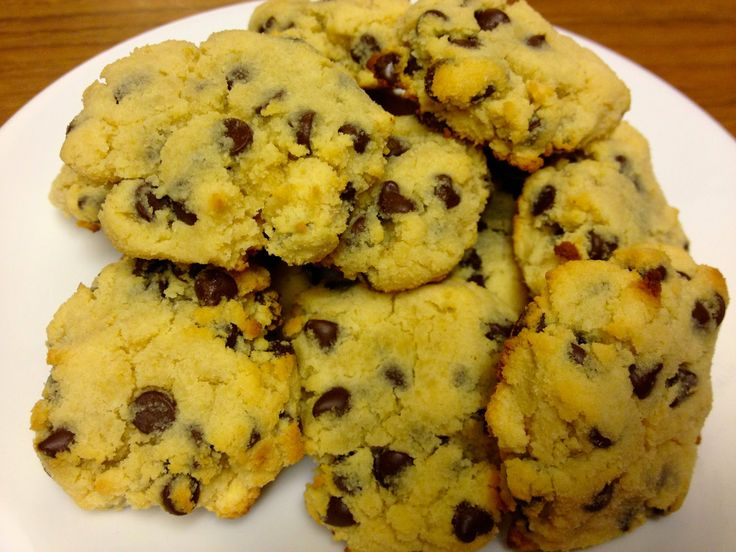 Paleo Amy's Chocolate Chip Cookies
