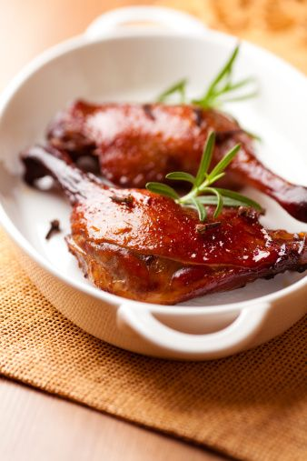Simple Roasted Duck Recipes   IdealHomeGarden.com