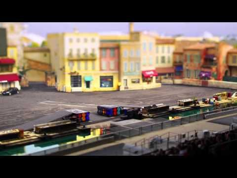 """Pack your bags and get ready to enjoy a whirlwind trip via our new tilt-shift video, """"A Magical Day at Disneyland Paris,"""" and see just about everything The Walt Disney Studios and Disneyland Park has to offer."""