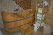 Dřevěné vany a koupací kádě Fryzelka | Bednářství Fryzelka